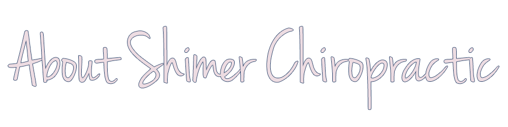 About Dr. Wendy Shimer of Shimer Chiropractic